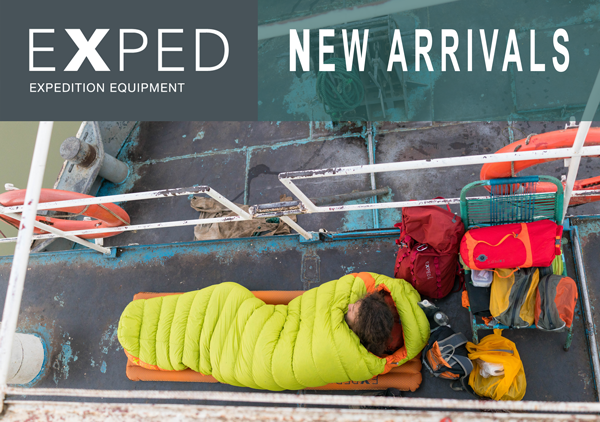 Exped New Arrivals